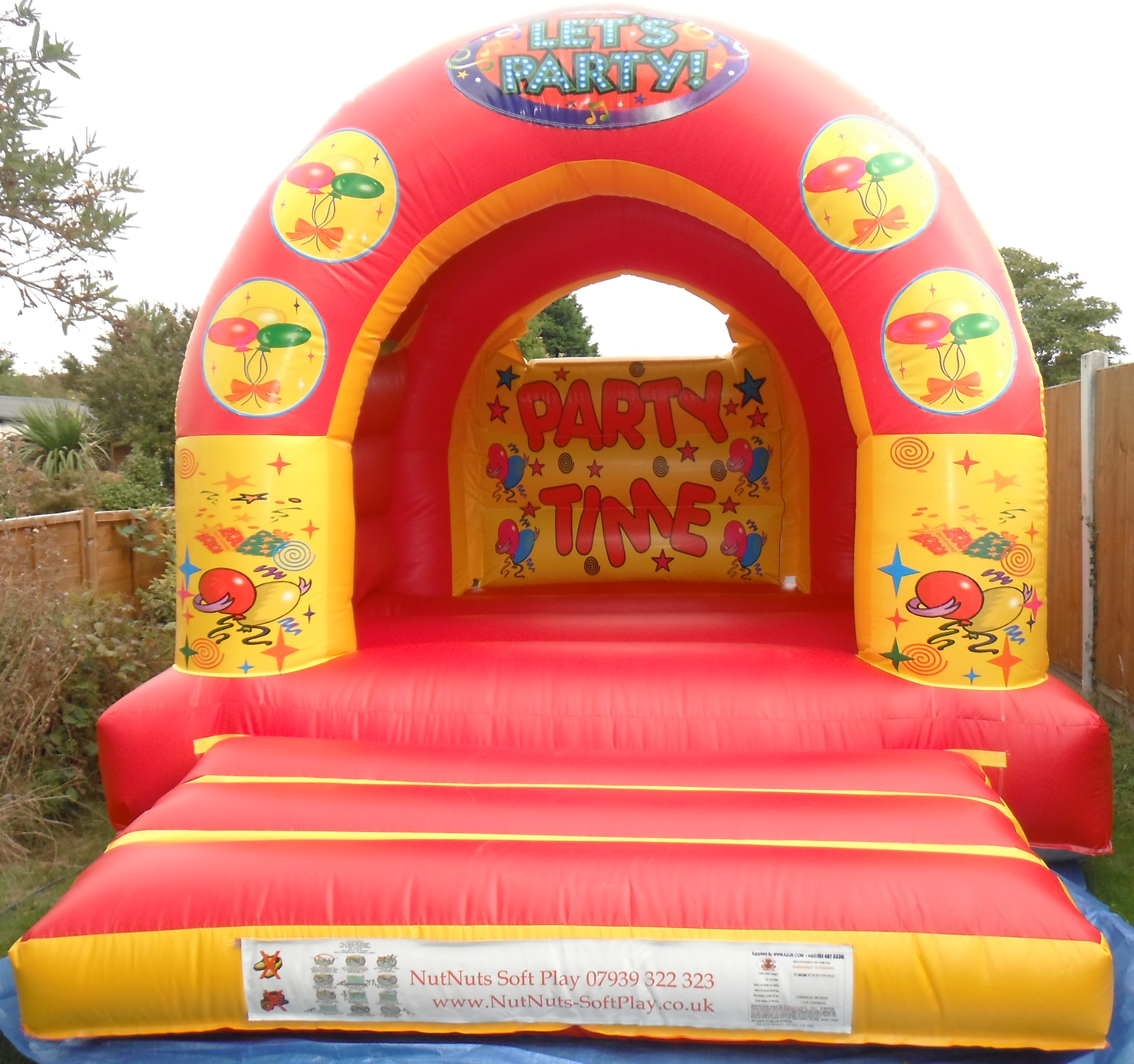 15ft x 12ft Bouncy Castle